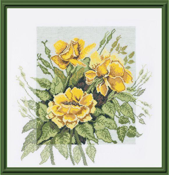 Овен розы