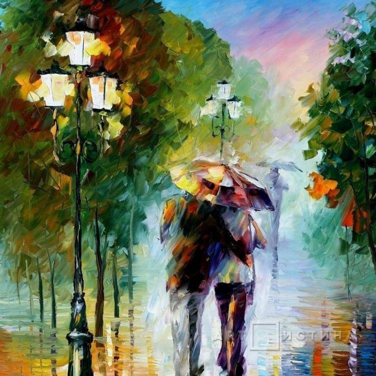 спортсмены постер танцующие под дождем делать